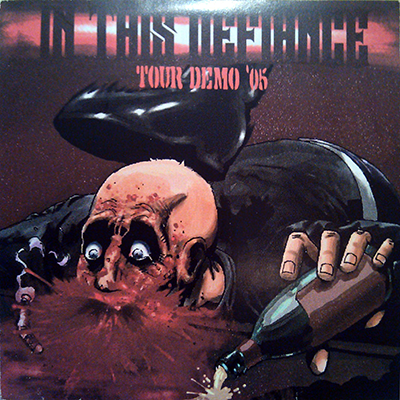 """In This Defiance's first demo, """"Tour Demo 05"""", with the first artwork."""