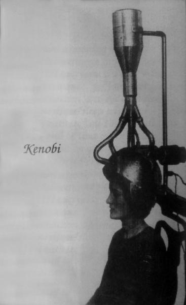 The Kenobi demo tape, 1995