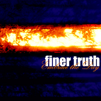 UXE014 Finer Truth - Embrace the Day CD, 2001