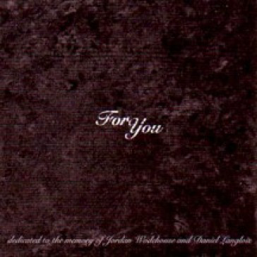 UXE019 For You compilation CD, 2004