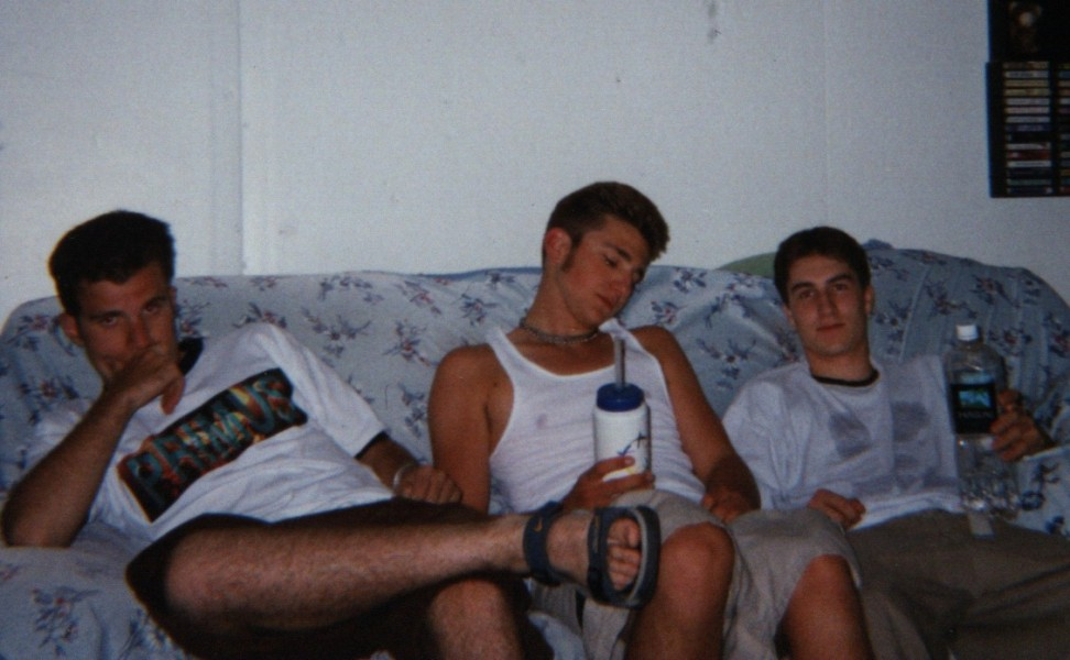 Louis Mistreated in the summer of 1996, Ryan, Jeremy and Matt